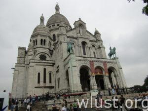 Basilica del Sacro Cuore, Montmartre