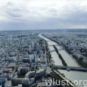 THE VIEW OF PARIS