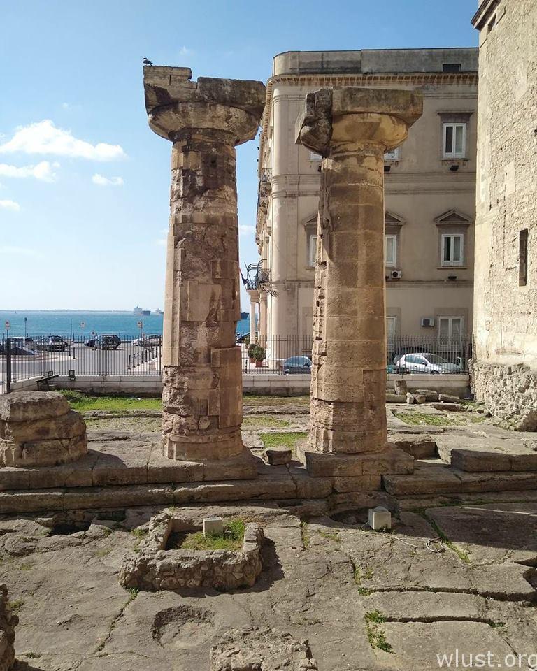 Conosciuto La città vecchia di Taranto | Wanderlust: The Travel Passion VH09
